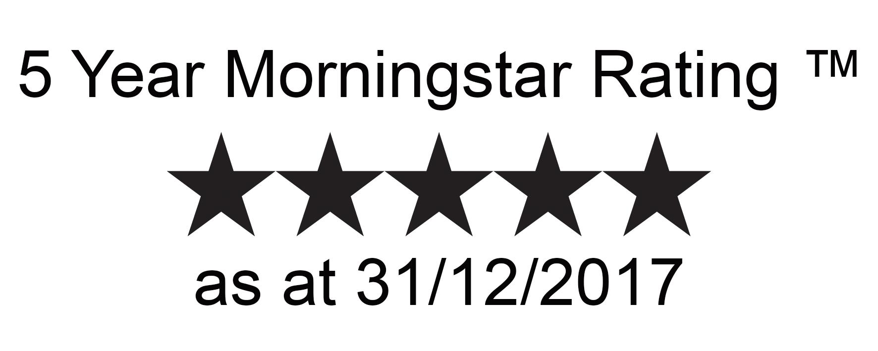 Deep Value Fund Morningstar 5 star rating